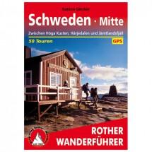 Bergverlag Rother - Schweden - Mitte - Wanderführer