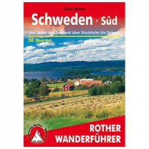 Bergverlag Rother - Schweden - Süd - Wanderführer