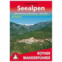 Bergverlag Rother - Seealpen - Guides de randonnée