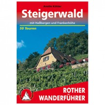 Bergverlag Rother - Steigerwald - Wandelgidsen