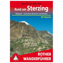 Bergverlag Rother - Sterzing - Wanderführer