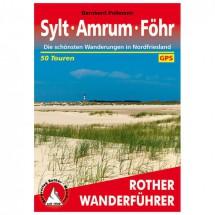 Bergverlag Rother - Sylt - Amrum - Föhr - Wanderführer