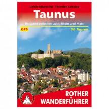 Bergverlag Rother - Taunus - Wanderführer