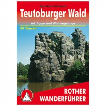 Bergverlag Rother - Teutoburger Wald - Vaellusoppaat