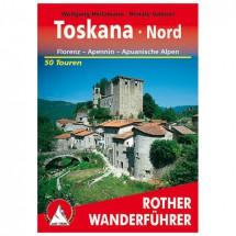 Bergverlag Rother - Toskana - Nord