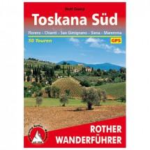 Bergverlag Rother - Toskana - Süd - Wanderführer