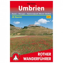 Bergverlag Rother - Umbrien - Walking guide books