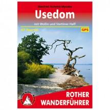 Bergverlag Rother - Usedom - Mit Wollin und Stettiner Haff