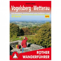 Bergverlag Rother - Vogelsberg - Wetterau - Wanderführer