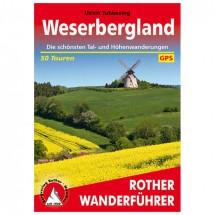Bergverlag Rother - Weserbergland - Wanderführer