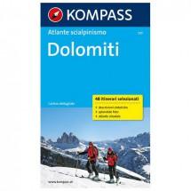 Kompass - Dolomiti - Wanderatlas