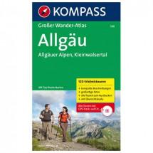Kompass - Allgäu - Allgäuer Alpen - Kleinwalsertal
