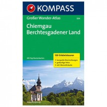 Kompass - Chiemgau - Hiking guides