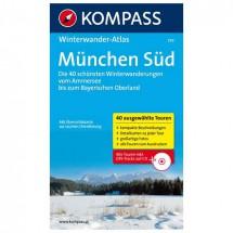 Kompass - München Süd - Guides de randonnée