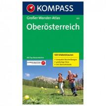 Kompass - Oberösterreich - Wanderführer