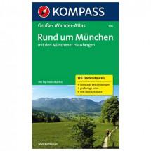 Kompass - Rund um München mit den Münchener Hausbergen