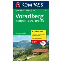 Kompass - Vorarlberg - Wandelgidsen