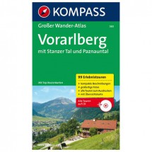 Kompass - Vorarlberg - Wanderführer