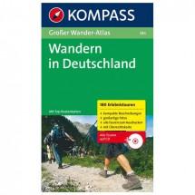 Kompass - Wandern in Deutschland - Guides de randonnée