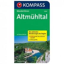 Kompass - Altmühltal - Wanderführer