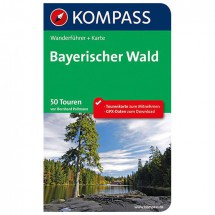 Kompass - Bayerischer Wald - Guides de randonnée