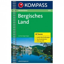 Kompass - Bergisches Land - Vaellusoppaat
