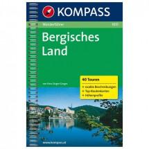 Kompass - Bergisches Land - Guides de randonnée