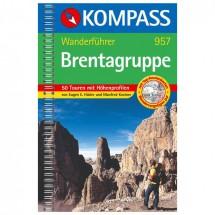 Kompass - Brentagruppe - Wanderführer