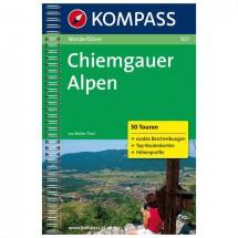 Kompass - Chiemgauer Alpen - Wanderführer 921