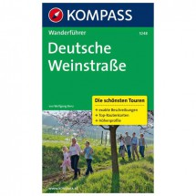 Kompass - Deutsche Weinstraße - Walking guide books