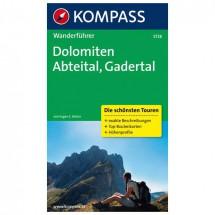 Kompass - Dolomiten - Abteital - Gadertal - Wandelgidsen