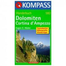 Kompass - Dolomiten - Cortina d'Ampezzo - Vaellusoppaat