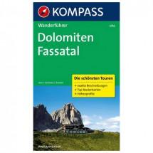 Kompass - Dolomiten - Fassatal - Vaellusoppaat