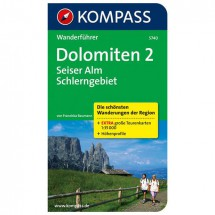 Kompass - Dolomiten 2 - Guides de randonnée