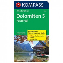 Kompass - Dolomiten 5, Pustertal - Hiking guides