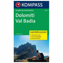Kompass - Dolomiti - Val Badia - Wandelgidsen