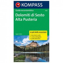 Kompass - Dolomiti di Sesto - Walking guide books