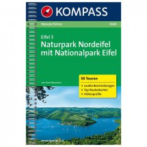 Kompass - Eifel 3 - Vaellusoppaat