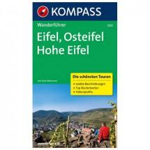 Kompass - Eifel, Osteifel und Hohe Eifel - Wanderführer