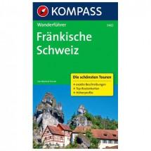 Kompass - Fränkische Schweiz - Guides de randonnée