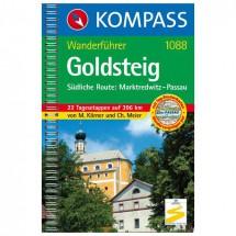Kompass - Goldsteig - Südliche Route: Marktredwitz - Passau