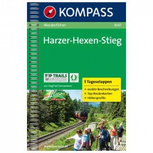 Kompass - Harzer-Hexen-Stieg - Vaellusoppaat