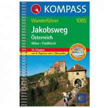 Kompass - Jakobsweg Österreich: Wien - Wanderführer