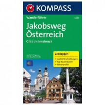 Kompass - Jakobsweg Österreich: Graz - Hiking guides