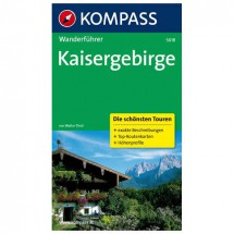 Kompass - Kaisergebirge - Walking guide books