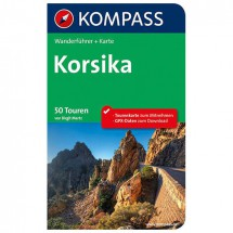 Kompass - Korsika - Hiking guides