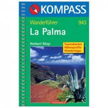 Kompass - La Palma - Walking guide books