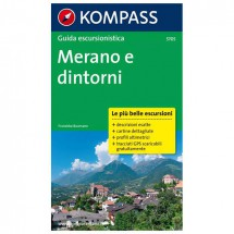 Kompass - Merano e dintorni - Walking guide books