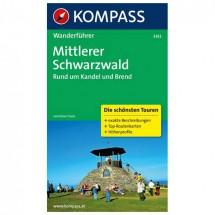 Kompass - Mittlerer Schwarzwald, Rund um Kandel und Brend
