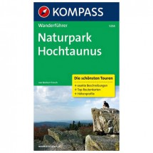 Kompass - Naturpark Hochtaunus - Guides de randonnée